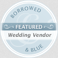 2 - Borrowed and Blue Featured Wedding Vendor