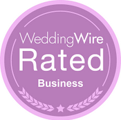 3 - Wedding Wire Rated Business